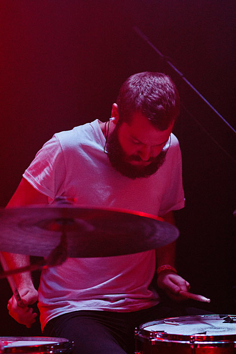 Suuns - Le Poisson Rouge, NYC - September 4th, 2013