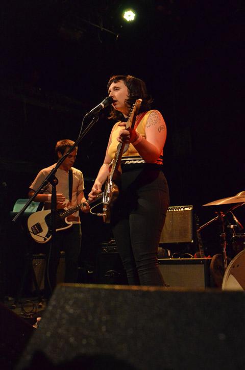 Swearin' - Bowery Ballroom, NYC - September 3rd, 2013