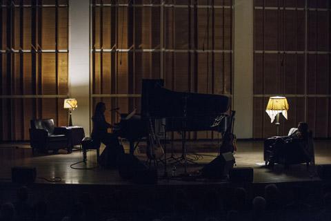 Tift Merritt and Simone Dinnerstein