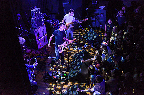 Titus Andronicus - Lincoln Hall, Chicago - August 28th, 2013