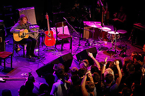 Ty Segall - Bowery Ballroom - photos by P Squared - August 30th, 2013