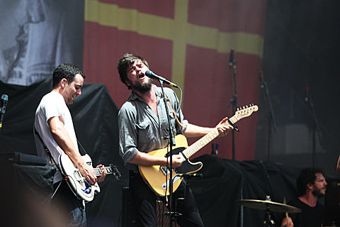 The Vaccines - Forest Hills, Queens - August 29th, 2013
