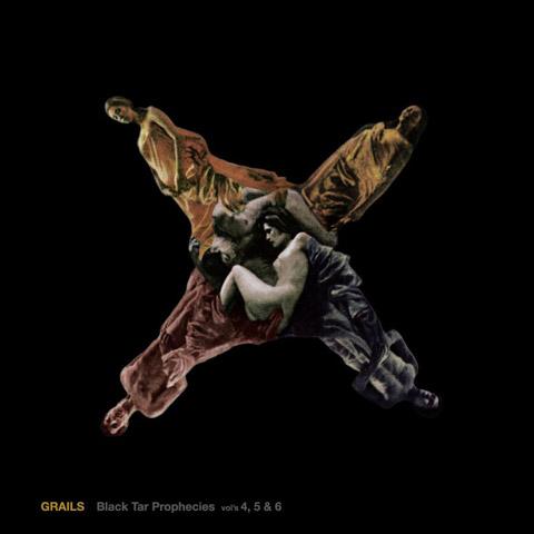 Black Tar Prophecies