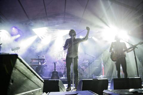 Bonnaroo 2013, Day 1