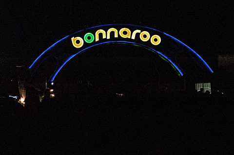 Bonnaroo 2013, Day 2