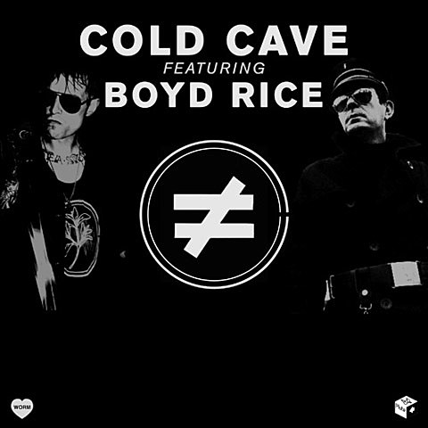 Cold Cave with NON