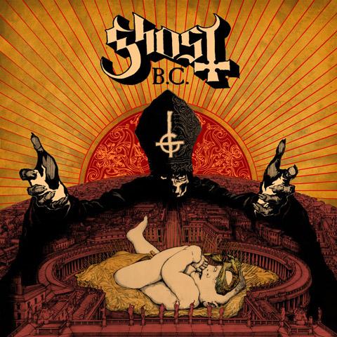 Ghost BC art