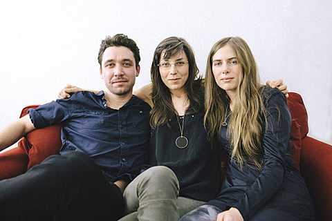 Laurel Halo, Julia Holter, Daniel Wohl, Transit