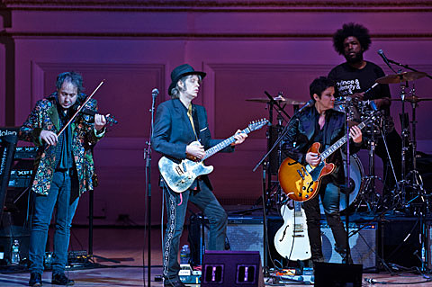 Prince Tribute at Carnegie Hall, March 7, 2013