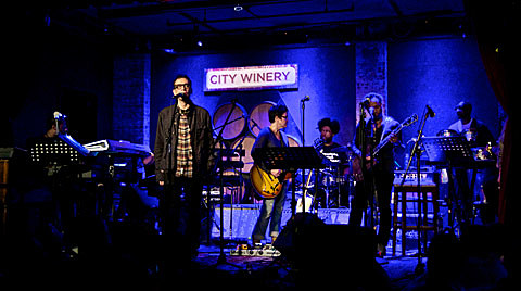 Prince Tribute at City Winery