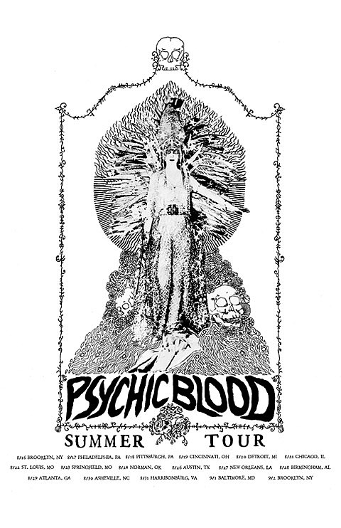 Psychic Blood