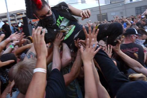 Punk Rock Bowling