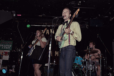 Shannon & The Clams