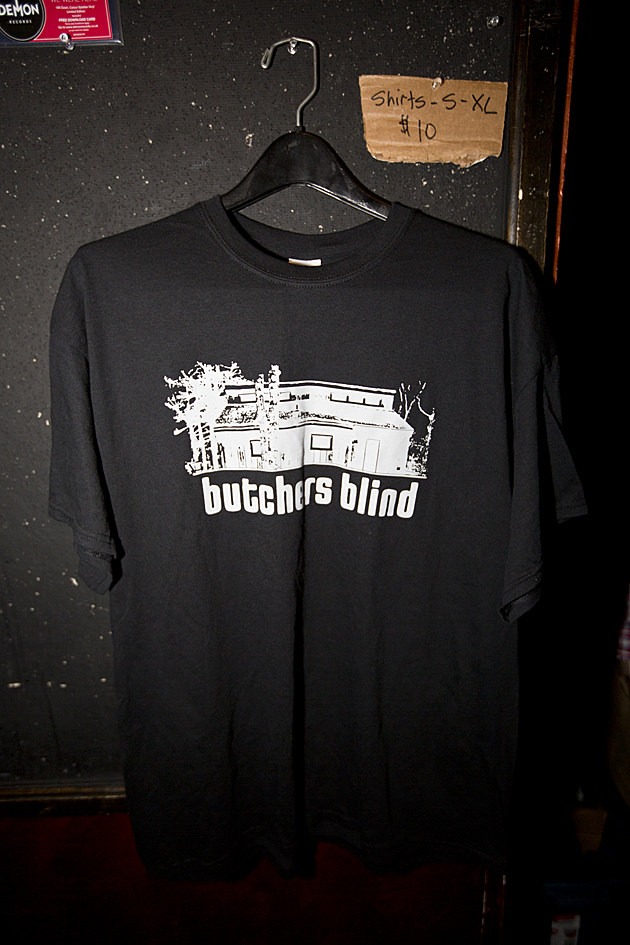 Butcher's Blind