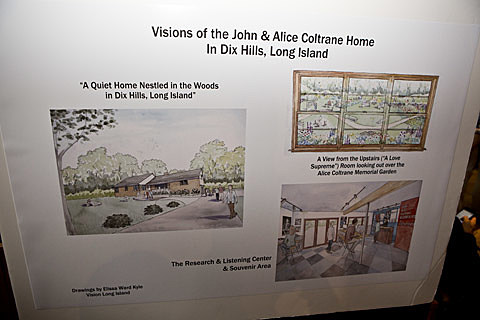 Benefit For The John & Alice Coltrane Home