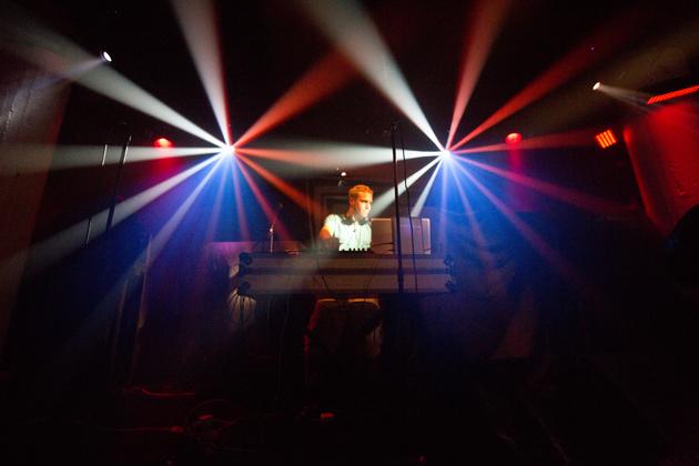 DJ Toxic Rainbow