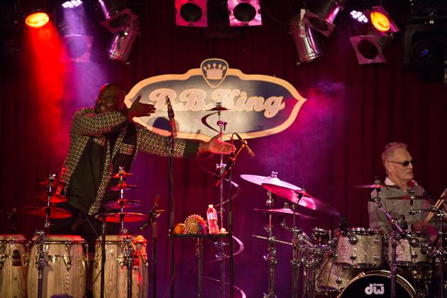 Ginger Baker Jazz Confusion