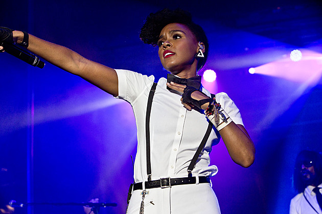 Janelle Monae with Nile Rodgers & Chic