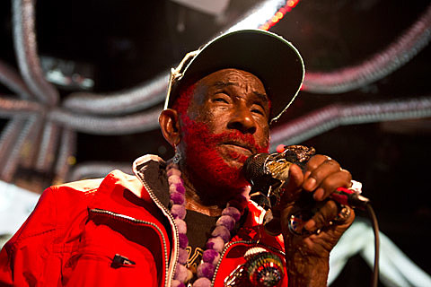 Lee Scratch Perry vs. Adrian Sherwood