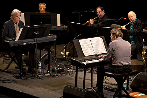 Philip Glass Ensemble, The - Music In Twelve Parts