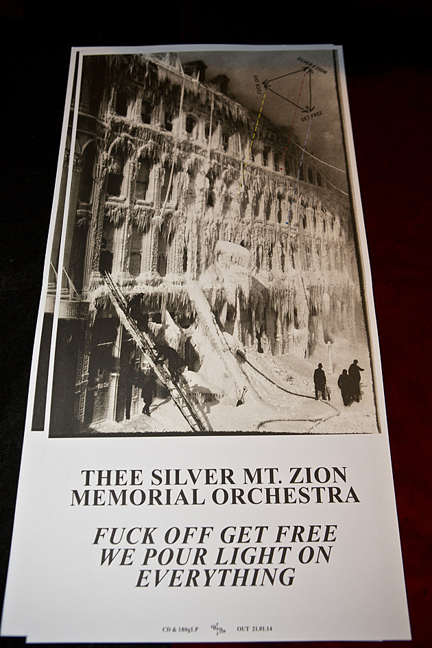 Thee Silver Mt. Zion Memorial Orchestra