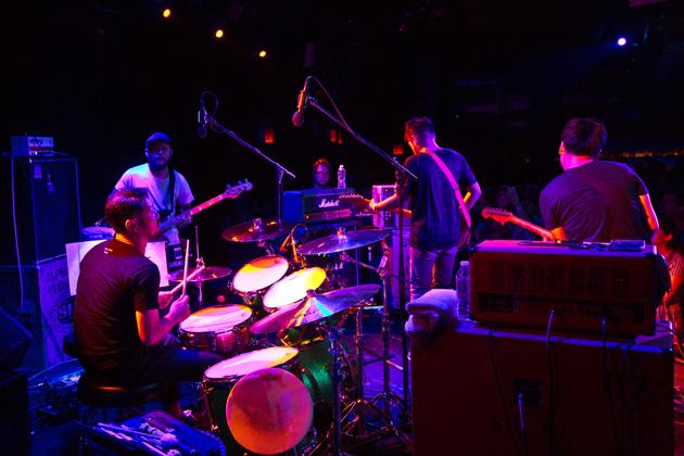 Toe Japanese Band Tour
