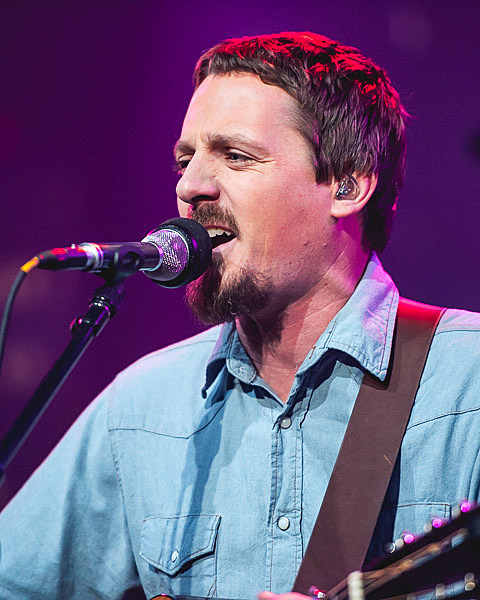 Sturgill Simpson tapes for ACL TV - 4/1/2015