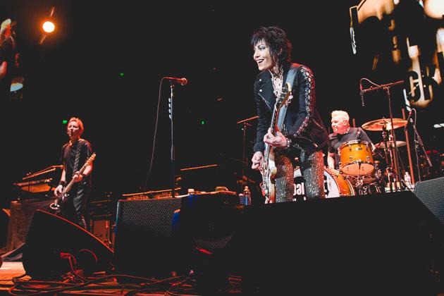 Joan Jett Tour Setlist