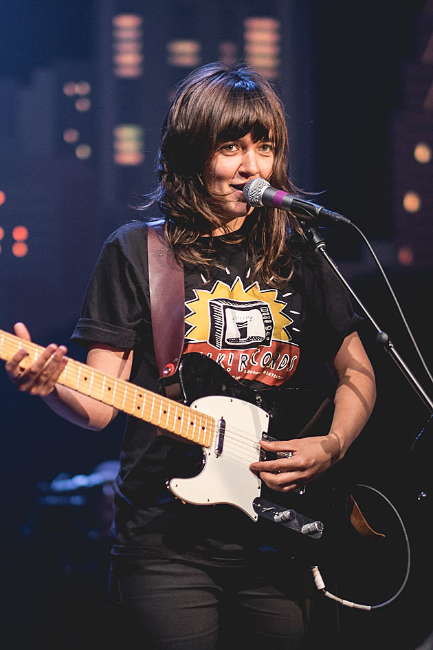 Courtney Barnett taping for Austin City Limits - 6/4/2015