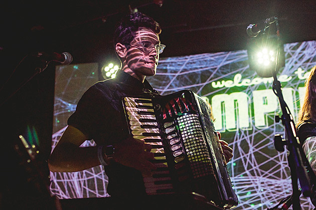 Mother Falcon @ Empire Control Room - 8/22/2015