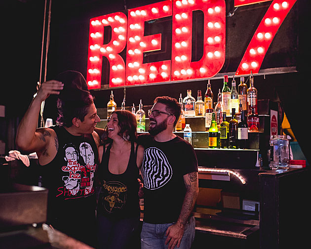 RIP Red 7 - Nashville Pussy & Riverboat Gamblers - 8/28/2015