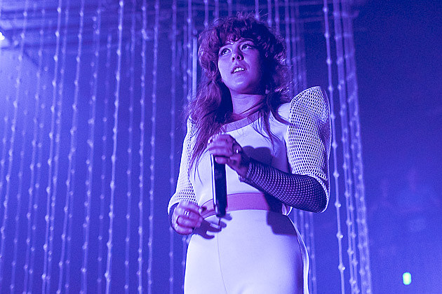 Purity Ring & Hana @ Austin Music Hall - 9/5/2015