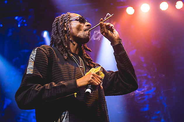 Snoop Dogg @ ACL Live w/ Dave Hill - 10/23/2015