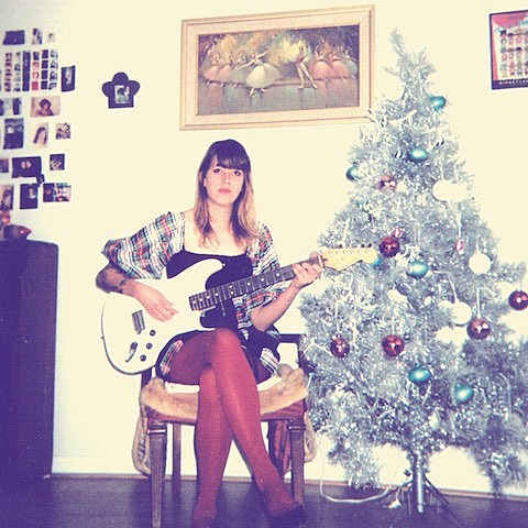 Cassie Ramone Christmas Album
