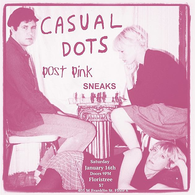 The Casual Dots