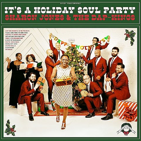 "Sharon Jones & The Dap-Kings released new holiday LP, share ""White ..."