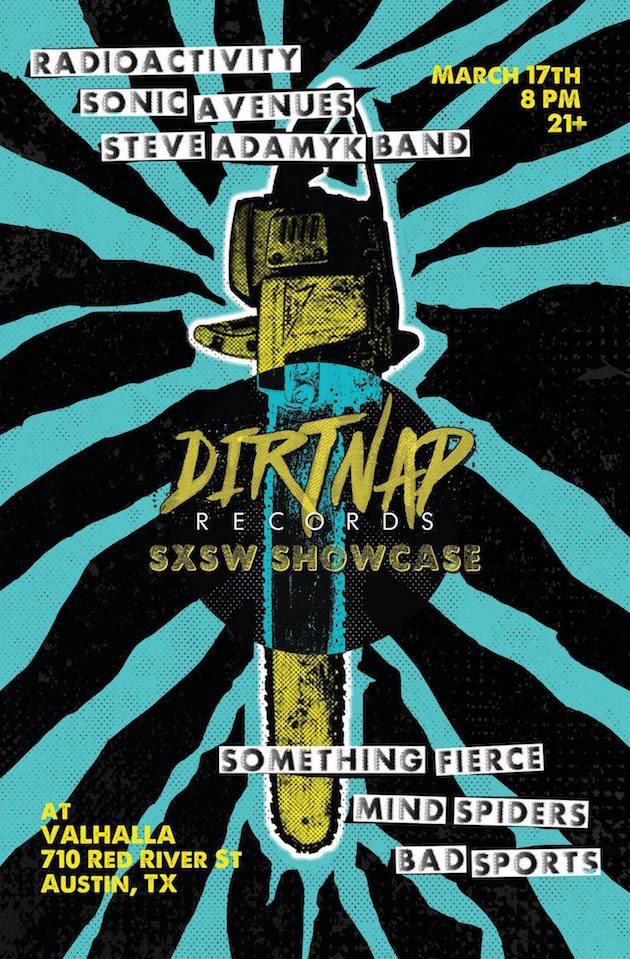 Dirtnap Records SXSW Showcase