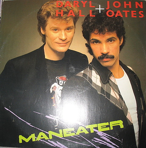 hall & oates maneater
