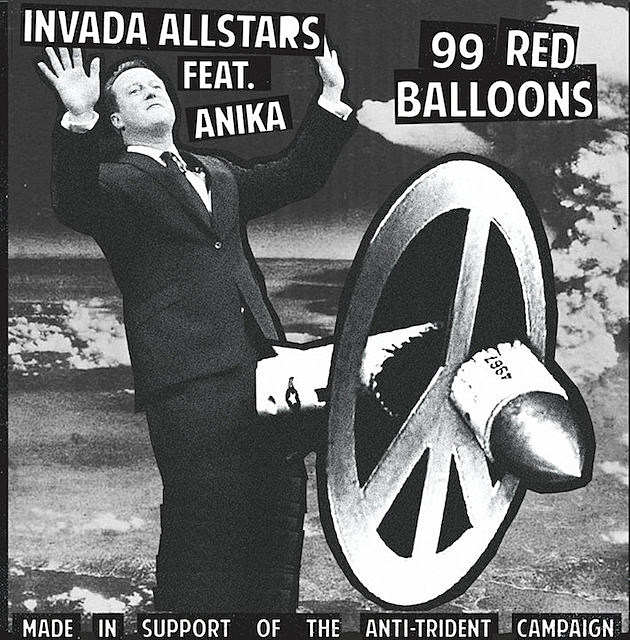 Anika Covered Nenas 99 Red Balloons As No Nukes Protest Listen Playing SXSW With Her New Band Exploded View