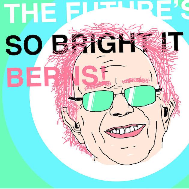 Bernie Sanders benefit album