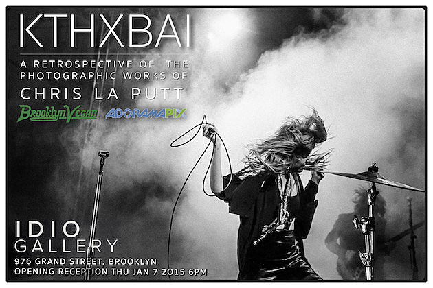 KTHXBAI A retrospective of the photographic works of Chris La Putt