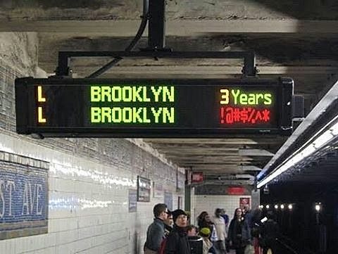 more on the possible L Train shutdown nightmare