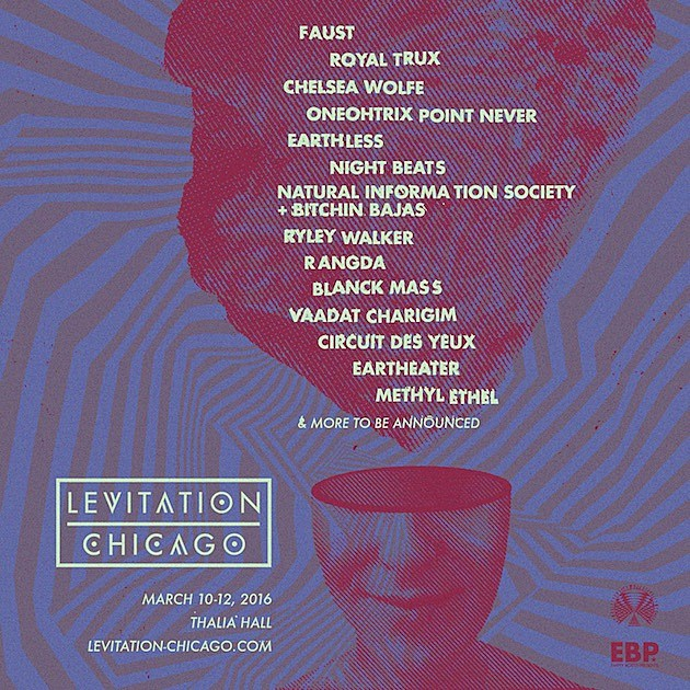 Levitation Chicago