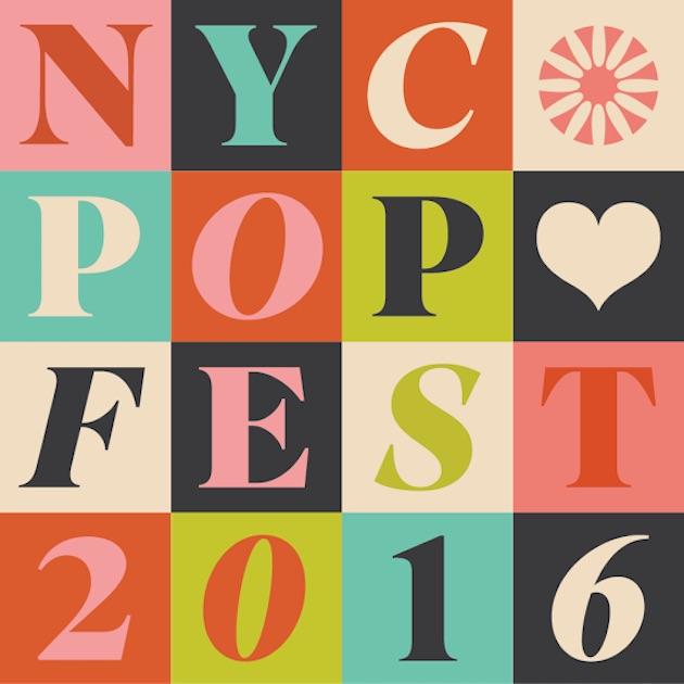 NYC Popfest 2016