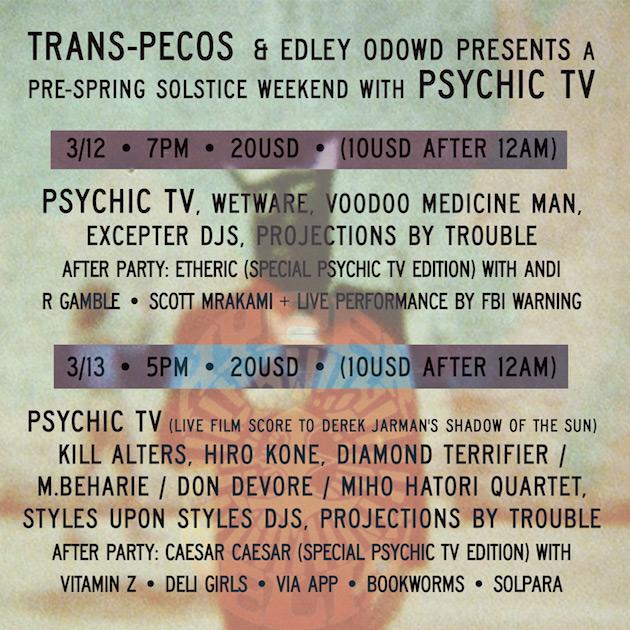 psychic flyer
