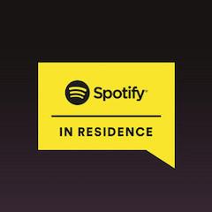 Spotify in residence
