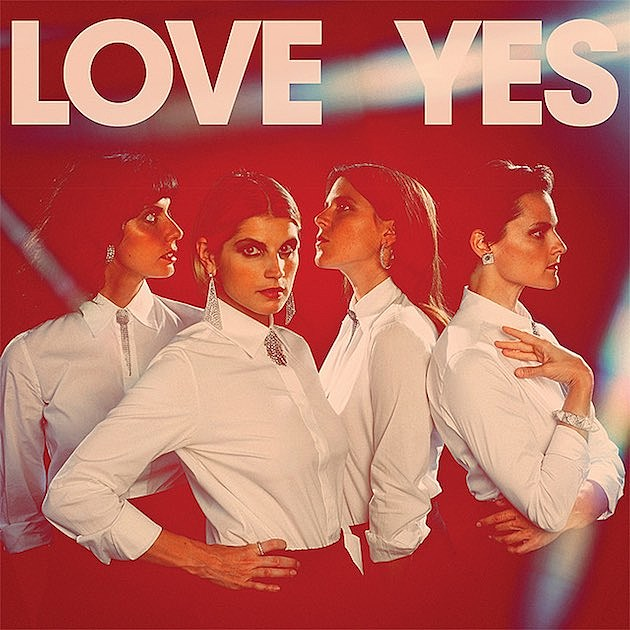 TEEN Love Yes LP