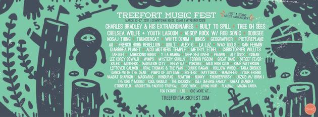 Treefort Festival 2016