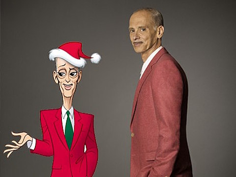 John Waters working on two new books, starts his annual Christmas ...