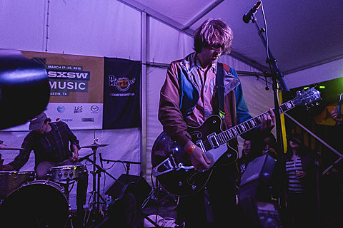 Cloud Nothings @ Bar 96 - SXSW - 3/20/2015